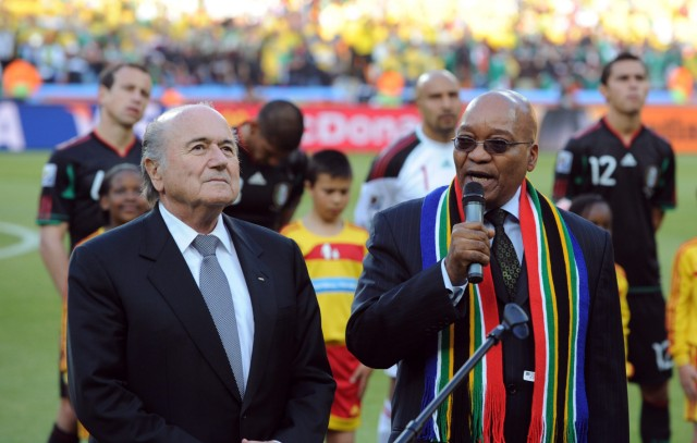 WM 2010 - Südafrika - Mexiko