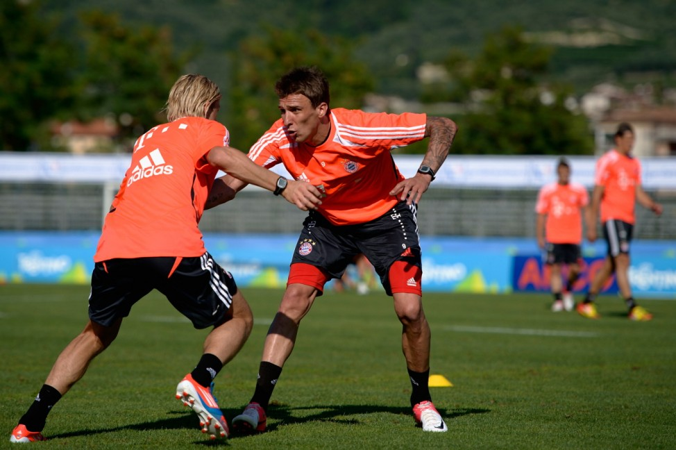 Bayern Munchen Pre-season Training Camp - Day Two