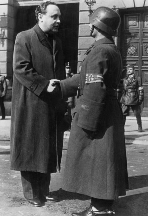 Franz Szalasi, 1944 Scherl / SZ Photo