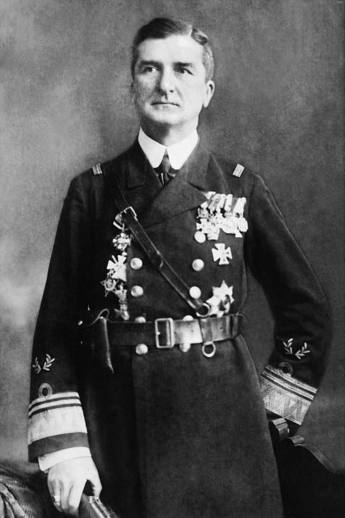 Nikolaus Horthy, 1928