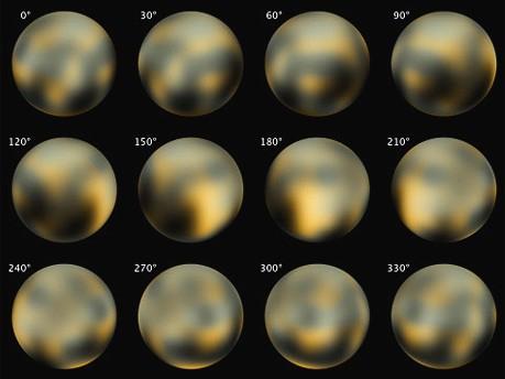 Hubble, Pluto, afp