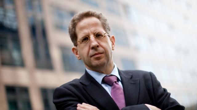 Der künftige Präsident des Bundesverfassungsschutzes Hans-Georg Maaßen