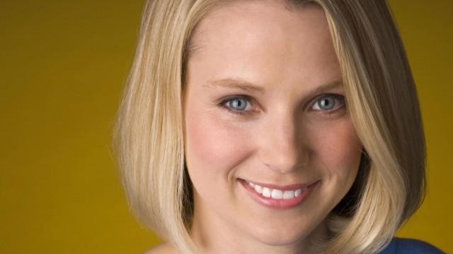 Yahoo! new CEO Marissa Ann Mayer