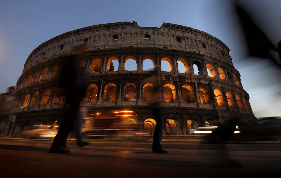 Rom Kolosseum Italien
