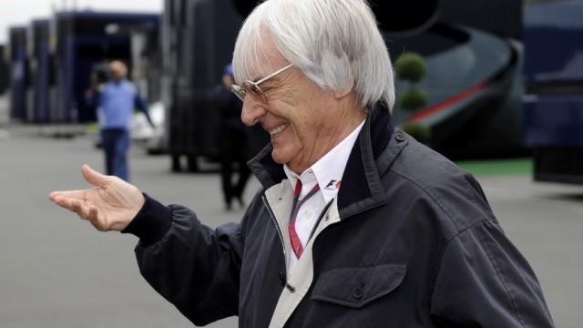 Bernie Ecclestone soll den Ring retten