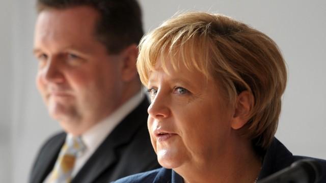 Landtagswahlen im Zeichen von Merkels Bundesproblemen