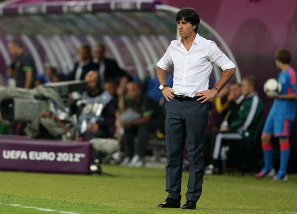 Germany v Portugal - Group B: UEFA EURO 2012