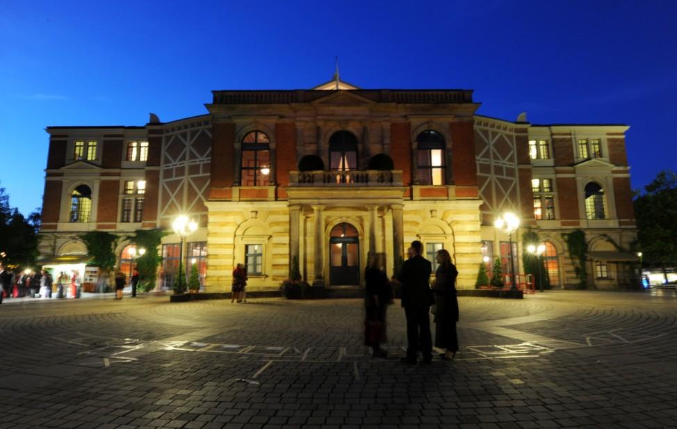 Die Richard-Wagner-Festspiele in Bayreuth