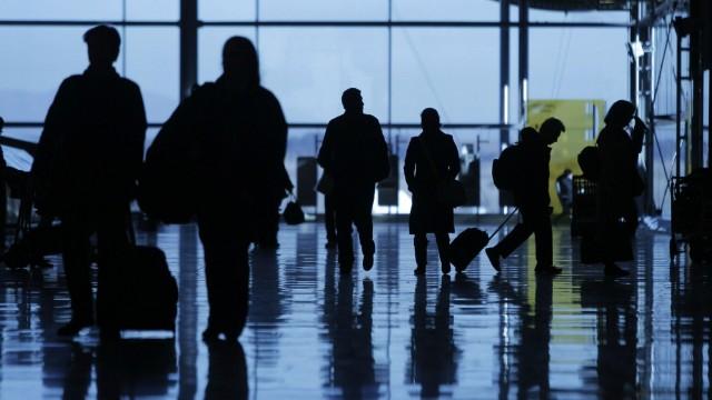 Flughafen Madrid