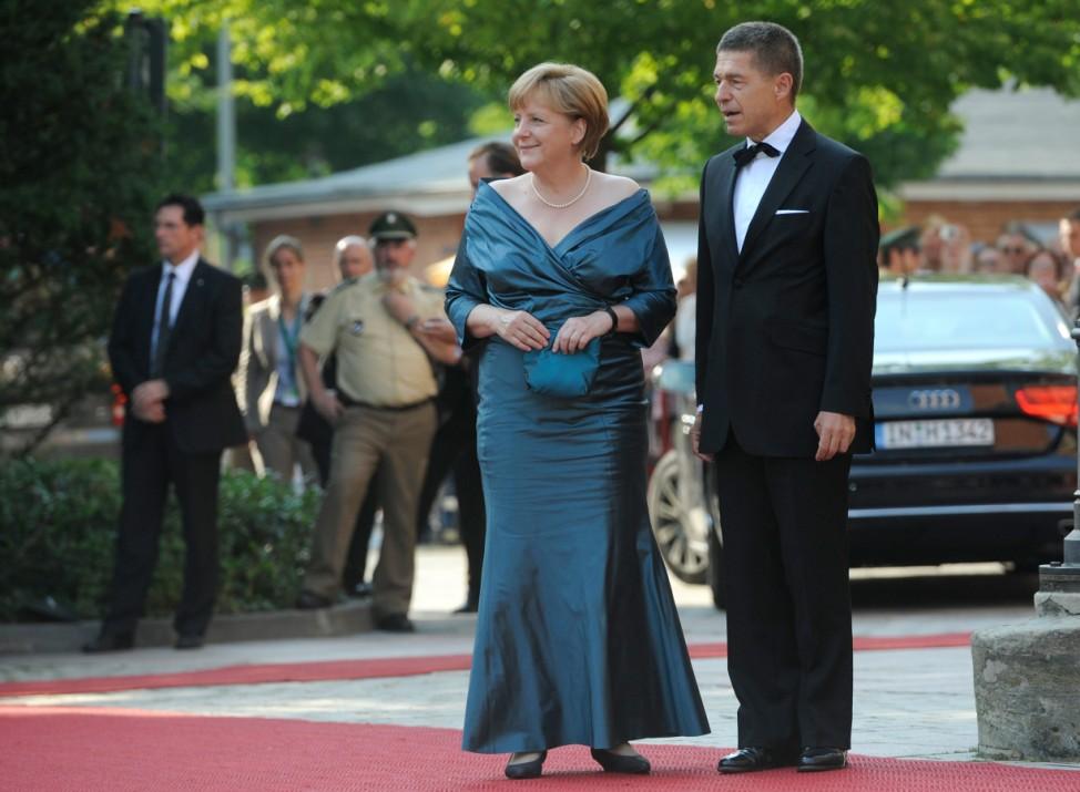 Eroeffnung der Bayreuther Festspiele