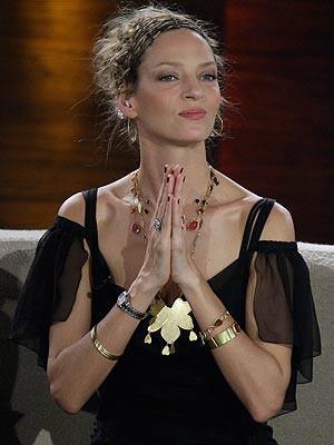 Stars und ihre Stalker, Uma Thurman; Foto: Getty Images