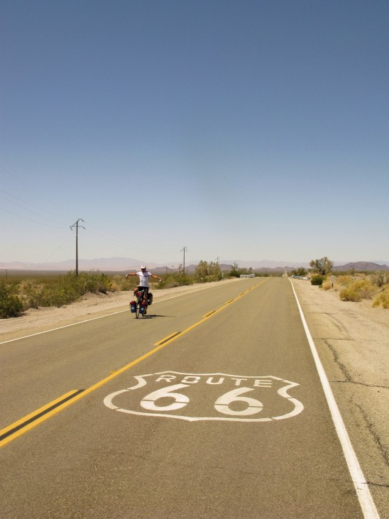 Route 66 Amerika USA Highway