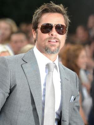 Stars und ihre Stalker, Brad Pitt; Foto: AFP
