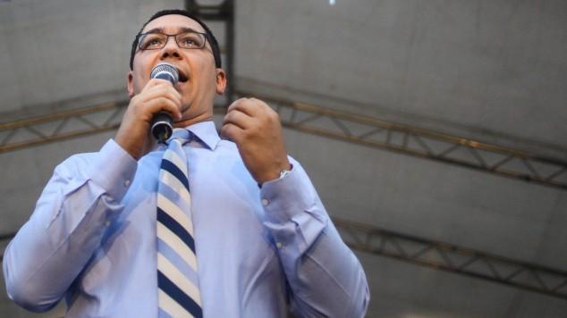 Victor Ponta ernannte den Holocaust Dan Sova zum Minister