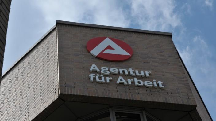 Agentur für Arbeit in München, 2011