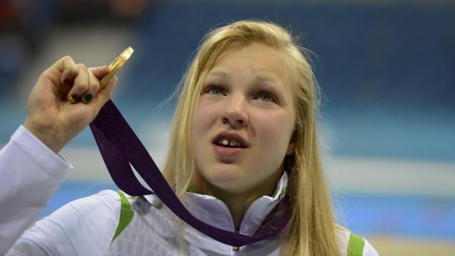 Olympia 2012: Schwimmen