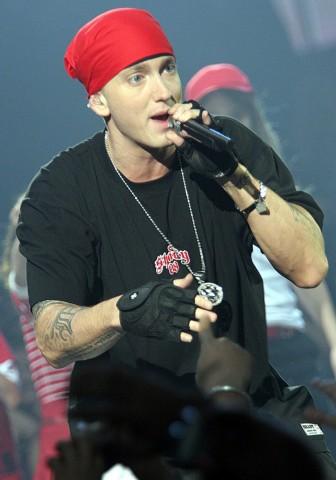 Eminem sagt Europa-Tournee wegen Erschöpfung ab