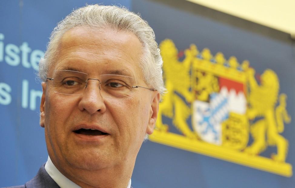PK  Herrmann zur bayerischen Polizei