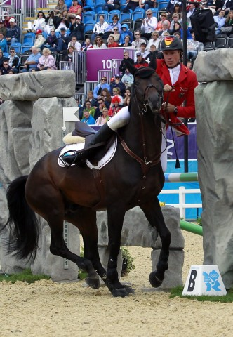 Olympic Games 2012 Equestrian Jumping