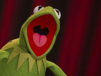 Muppet Show: Alter weißer Frosch