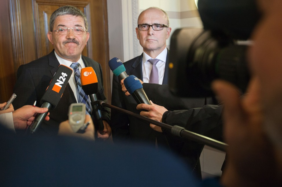 Kabinettssitzung zu Fall Drygalla