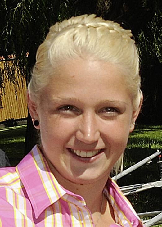 Ruderin Nadja Drygalla, Freundin von Neonazi Michael Fischer