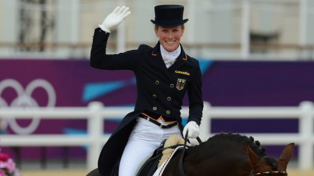 London 2012 - Pferdesport Dressur