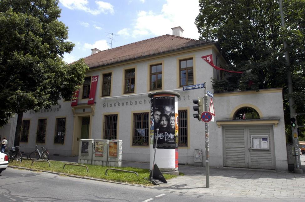 Glockenbachwerkstatt in der Blumenstraße, 2004