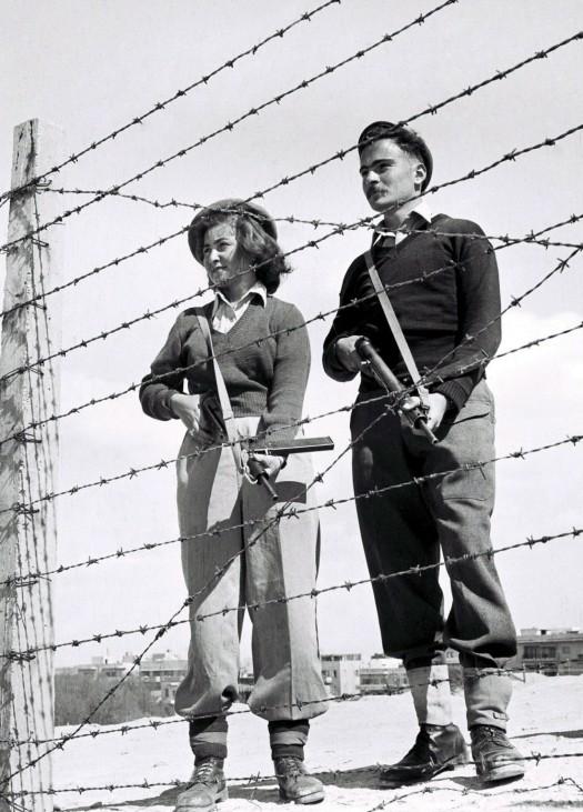 Vor 60. Gründungstag von Israel