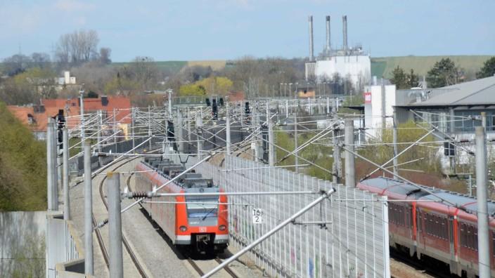 Münchner S-Bahn: Der Zehn-Minuten-Takt für Erding liegt in weiter Ferne.