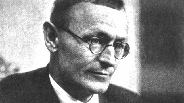 Hermann Hesse - 50. Todestag