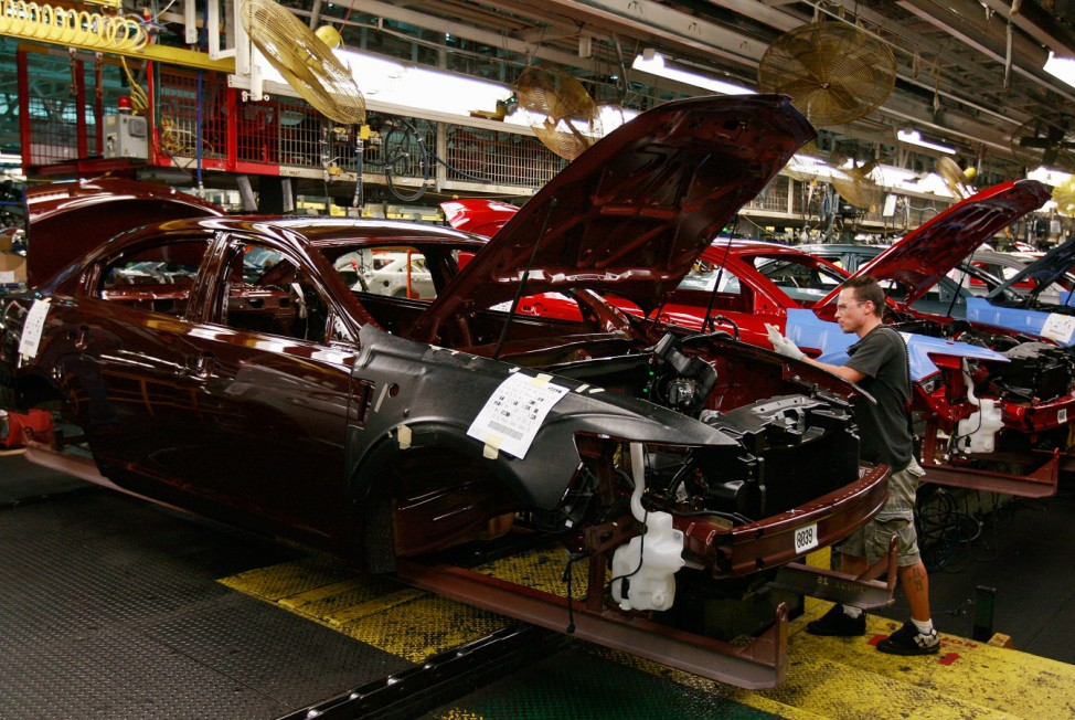 Ford Debuts New Taurus, Made In Chicago Plant