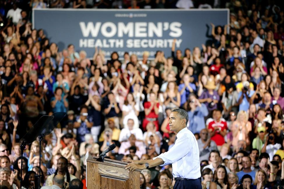 Obama Takes Two-Day Campaign Swing Through Colorado