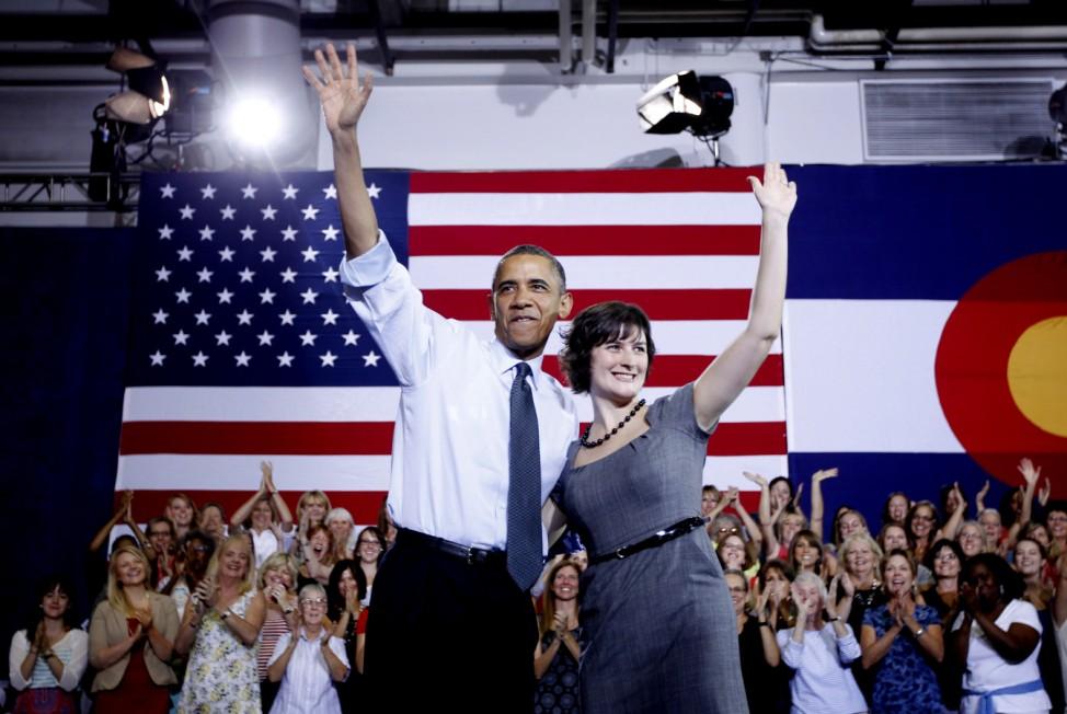 Barack Obama, Sandra Fluke