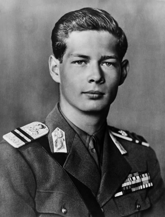 König Michael I. von Rumänien Scherl / SZ Photo
