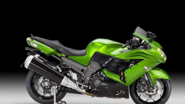Kawasaki ZZR 1400, Kawasaki, ZZR, Motorrad, Fahrbericht, Test, Superbike, Hyperbike