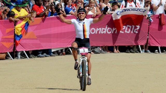 Olympia 2012: Mountain Bike