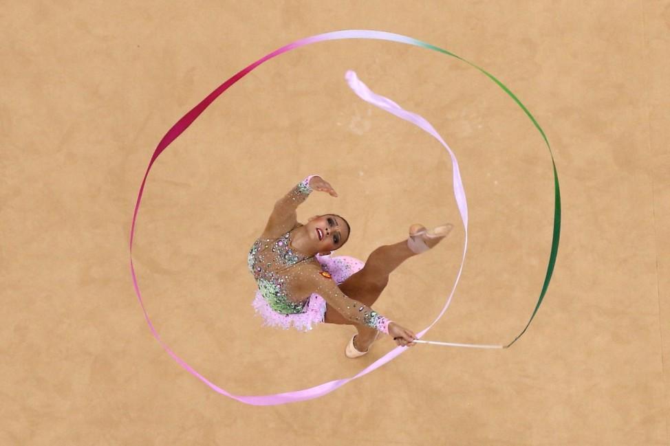 Olympics Day 15 - Gymnastics - Rhythmic