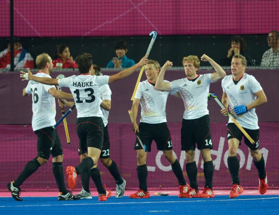 Olympia 2012: Hockey