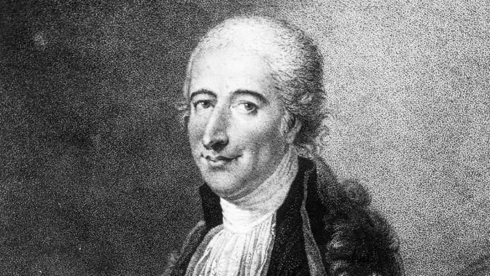Maximilian Graf von Montgelas