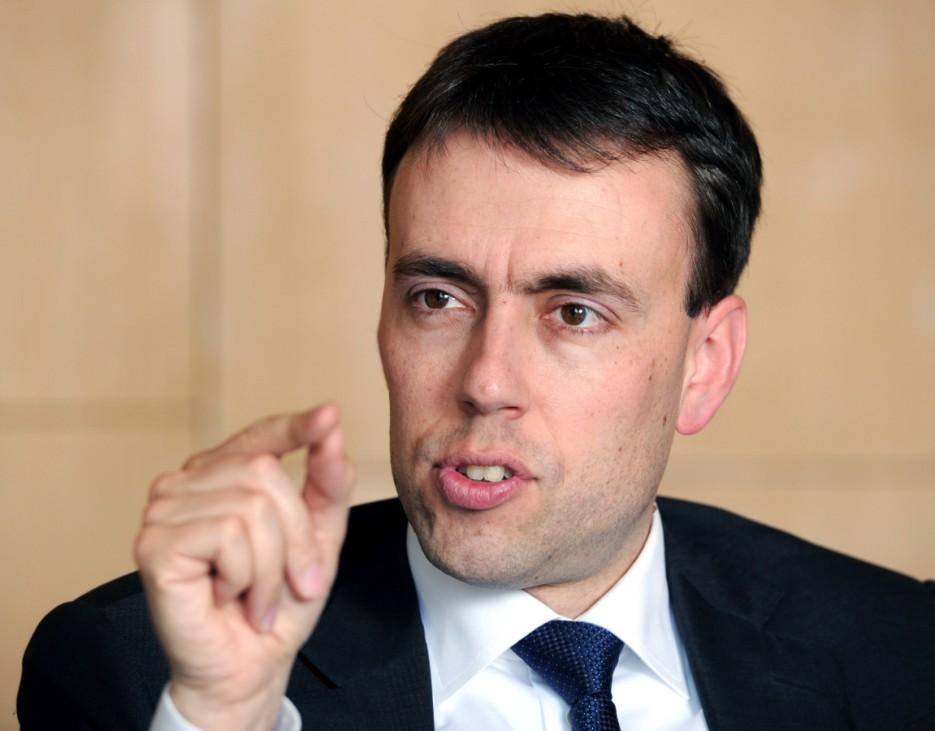 Baden-württembergischer Finanzminister Nils Schmid