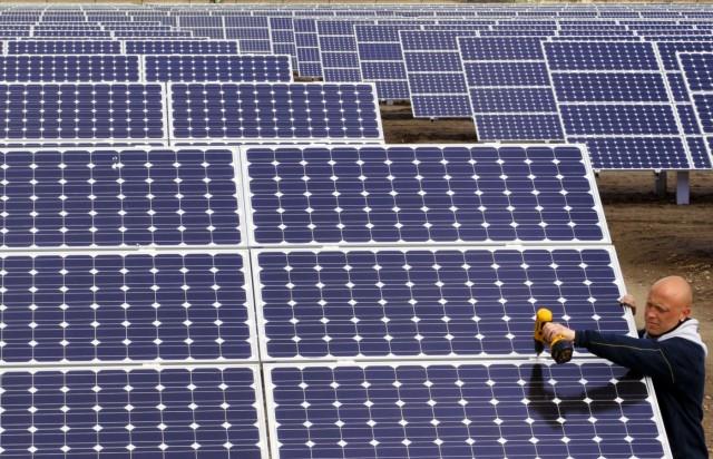 Aktuelle Stunde zur Solarförderung