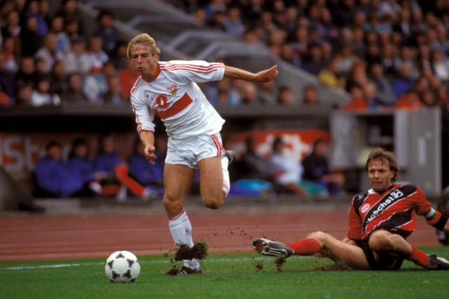 Karl-Heinz Körbel Eintracht Frankfurt