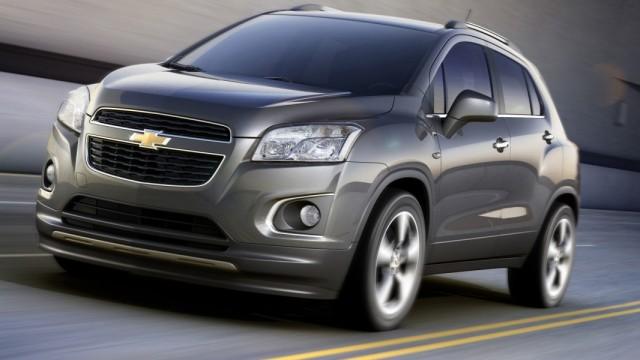 Chevrolet Trax, Chevrolet, Opel, Opel Mokka, GM, Generals Motors