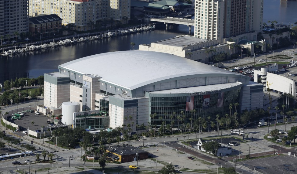 Tampa, Fla., Skyline, Republican National Convention