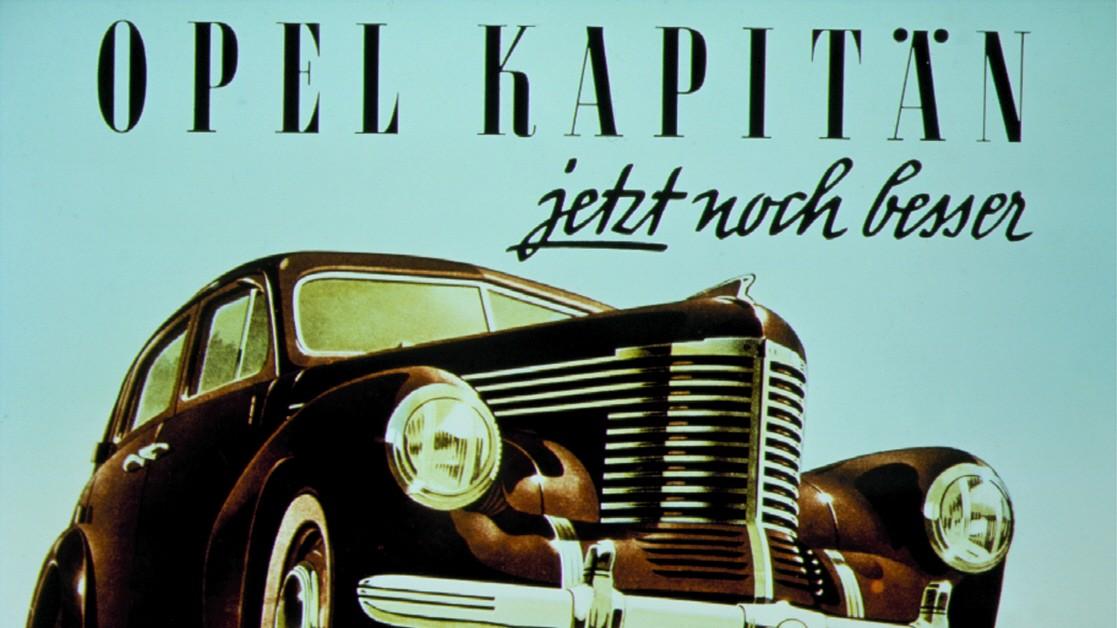 150 Jahre Opel Olympia Rekord Und Kapitan Die Opel Werbung Der Fruhen Jahre Auto Mobil Sz De