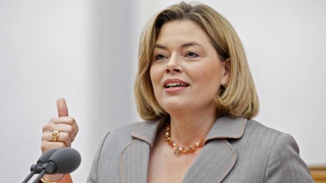 Zuspruch fuer Kandidatur Kloeckners als stellvertretende Bundesvorsitzende