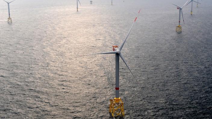 Windpark Alpha Ventus
