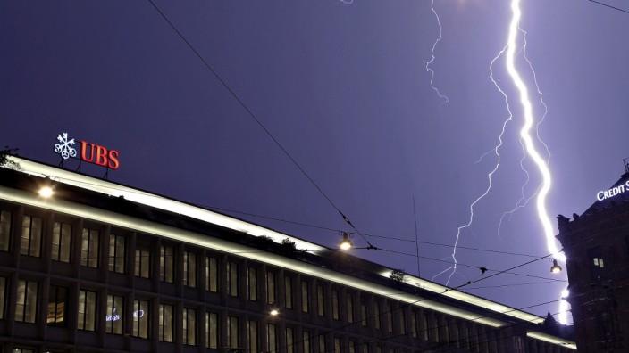 Die Schweizer Bank UBS zahlt offenbar bis zu 200 Millionen Euro Strafe