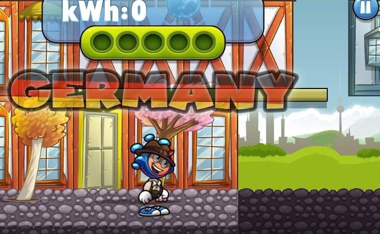 Richie Enrichment Uran Urenco Atomkraft Computerspiel Game